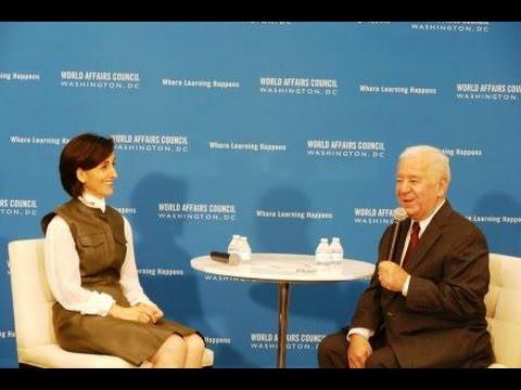 World Affairs TODAY: Ambassador of Jordan, H.E. Dina Kawar
