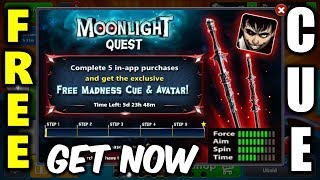 MoonLight Quest | Free Madness Cue + Avatar | 5 App In Purchase (Expired)