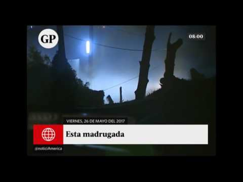 América Noticias - Primera Edición - Titulares 26-05-2017
