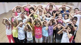 "Cover images Shakira ft Carlos Vives - ""La Bicicleta"" (Zumba® Kids Choreography)"