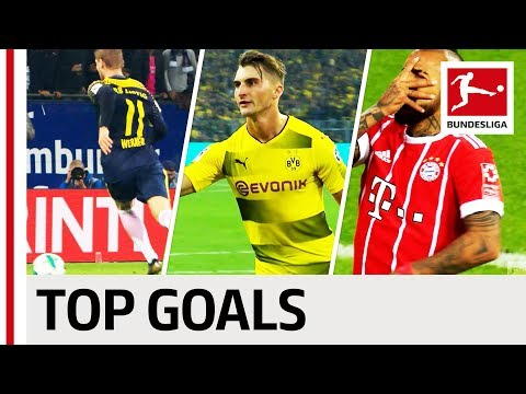 Werner, Philipp, Vidal & Co. - 7 Goals of 7 Matchdays