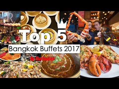 Top 5 Bangkok Buffets by Thaifoodies