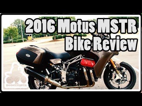 2016 Motus MSTR - Bike Review