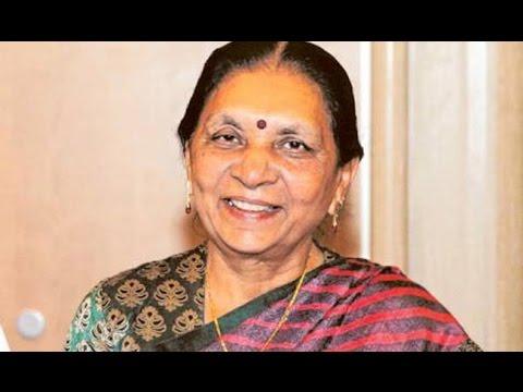Gujarat's Chief Minister Aanandiben Patel's Latest Interview by Padmakant Trivedi 2015