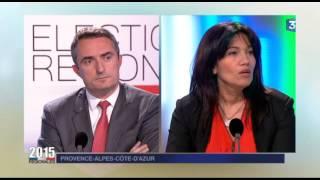 RÉGIONALES 2015 EN PACA - Samia Ghali :