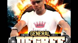 GENERAL DEGREE - BUSS A WINE (2014) MULLET BAY RIDDIM