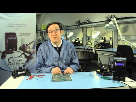 Thermaltronics -Drag Soldering - Part 7 of 7
