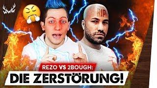 Rezo ZERSTÖRT 2Bough! • EKEL-Video: Exsl95 schockt Fans! | #WWW