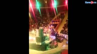 Речь Елены Ваенги на скандальном концерте в Курске