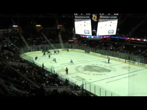 Lake Erie Monsters Power Play Goal