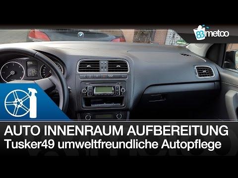 Tusker49 umweltfreundliche Autopflege | Auto Innenraum Aufbereitung | metoo 83
