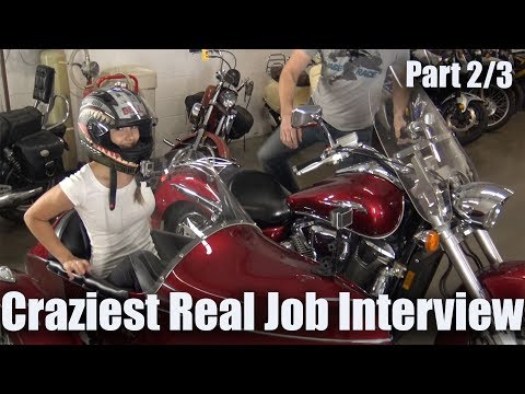 How to win the Job Part 2/3 (Side Car Interview)