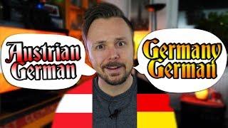 Austrian German VS Germany German | A Get Germanized Comparison | Episode 01