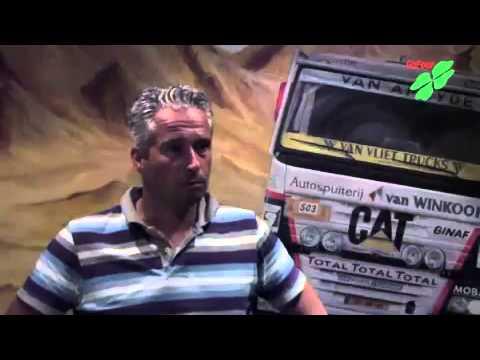 """Dakar Rally 2010: Ginaf Rally Power - """"De plannen van GRP voor 2010"""""""