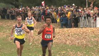 Justyn Knight's NCAA Championship Race thumbnail