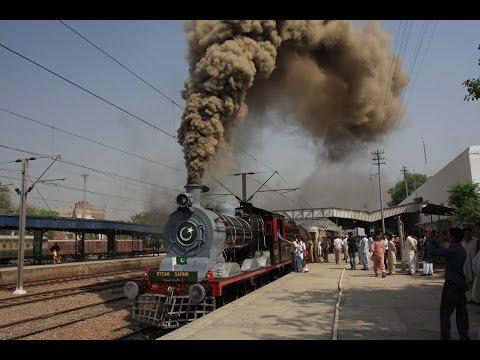 History Of Pak Railway