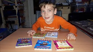Занятия с ребенком дома/ Развивающие книжки из FixPrice/ Обзор книг для развития ребенка с ДЦП, ЗПМР