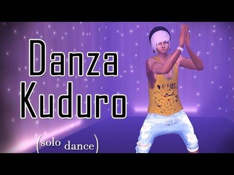 IMVU - Danza Kuduro - Dance Animation For IMVU (3d Chat, Virtual World)