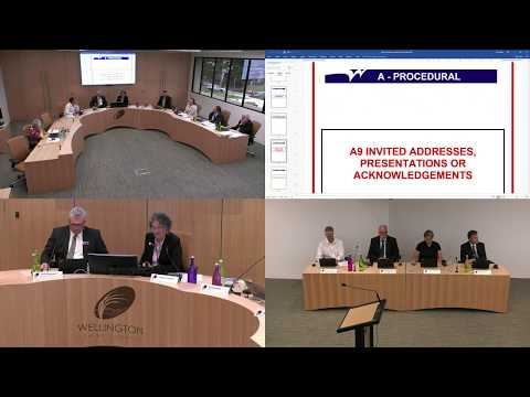 Council Meeting - 16 October 2018