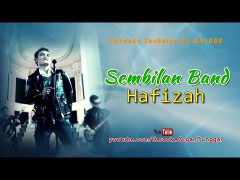 Sembilan Band - Hafizah | Karaoke Technics SX-KN7000