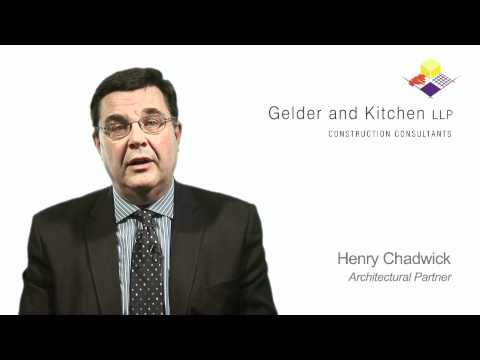 Henry Chadwick, Architectural Partner, Gelder and Kitchen Construction Consultants