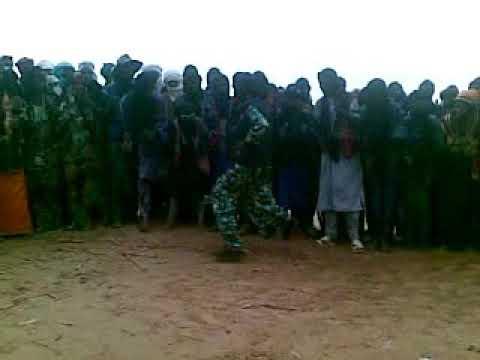 Traditional Dance of Fulani's