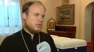 Православные собирают деньги на инсулин для жителей Донецка 31 мая 2014 года