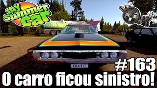 My Summer Car - TESTEI O NOVO UPGRADE DO CARRO DO MECÂNICO! #163 ‹ Getaway Driver ›