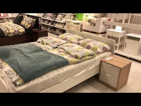 #IrishkaT Кровати ИКЕА белого цвета