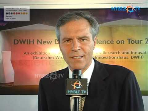 H.E.Mr.Michael Steiner - Ambassador of the Federal Republic of Germany to India