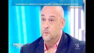 """Barone Antonio Sansone, ex marito di Daniela Del Secco/ """"Marchesa d'Aragona? Potrebbe sposare un..."""""""