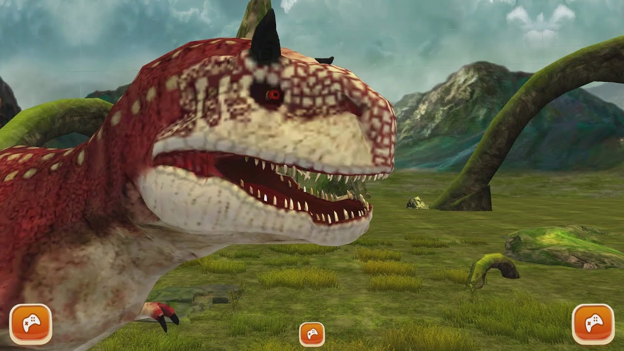 Dinosaur Hunter Game Android Gameplay   YouTube Dinosaur Hunter Game Android Gameplay