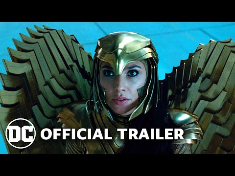 'Wonder Woman 1984' Trailer