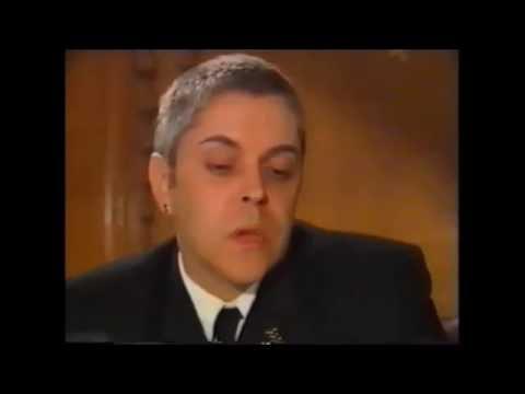 BBC TV-STUDIO TALK – G. P-Orridge