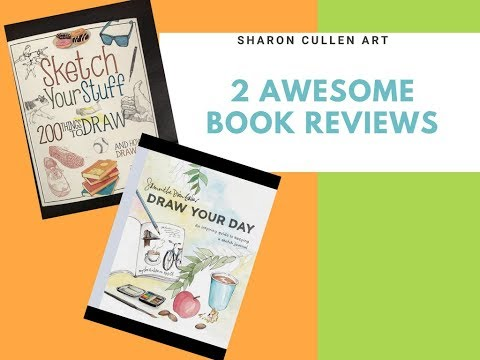 2 Great Sketching Book Reviews
