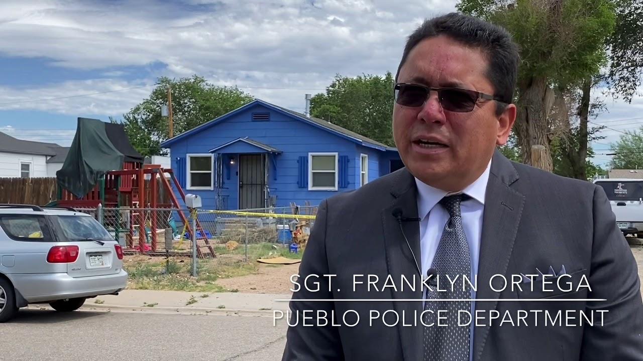 Pueblo police investigate double homicide on Pueblo's East Side