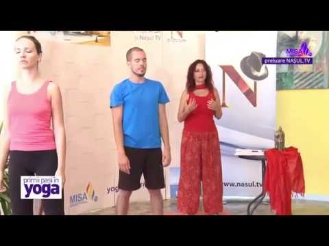 Primii pasi in yoga - Sezonul 1, Episodul 12. Yoga si alimentatia sanatoasa