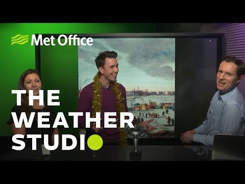 Will it be a white Christmas? - The Weather Studio