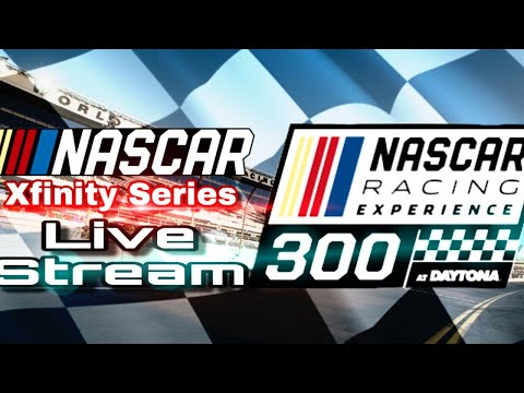 NASCAR XFINITY Series At Daytona | Live Stream Reaction Watch Party |