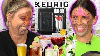 KEURIG HAS AN INSTANT COCKTAIL MACHINE!?