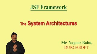 System Architectures  (JSF)