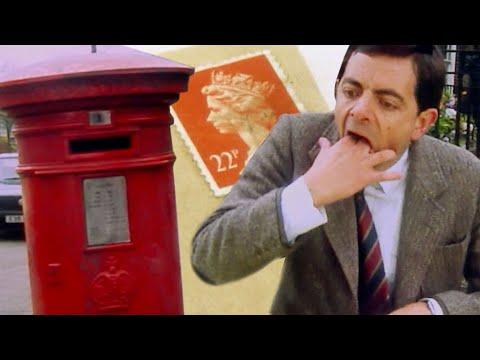 Stamp it Bean!   Mr Bean Full Episodes   Mr Bean Official