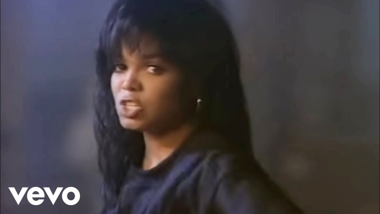 Janet Jackson - The Pleasure Principle (Official Video)