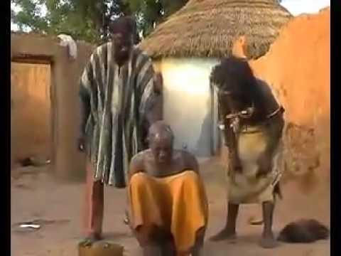 2 dakkada Migren Tedavisi .. Afrikada Migren Tedavisi  :DD - African-style Treatment Of Migraine