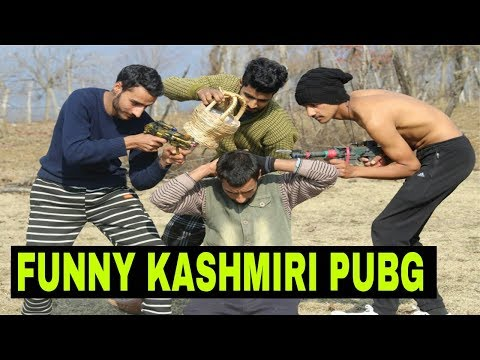 Rounders PubG Funny Video by  kashmiri rounders
