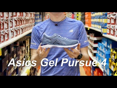 Asics Gel Pursue 4 Shoe Review