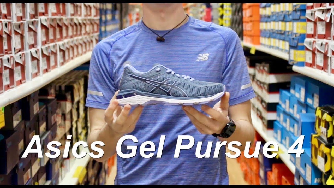 asics pursue 4