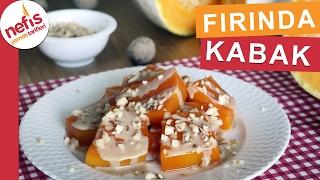 Fırında Kabak Tatlısı - Tatlı Tarifleri - Nefis Yemek Tarifleri