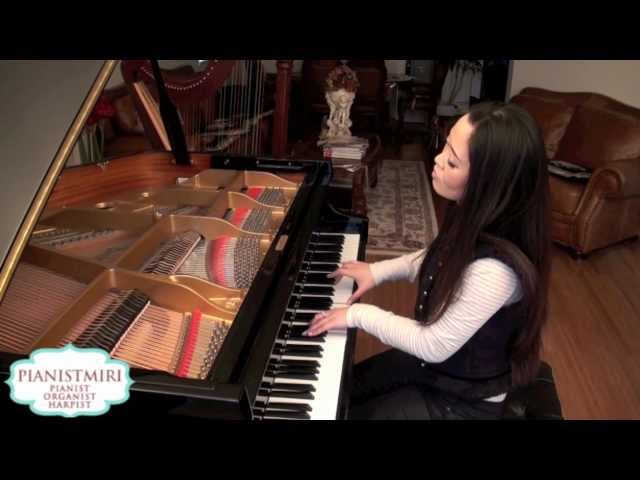 One Direction - What Makes You Beautiful | Piano Cover by Pianistmiri 이미리