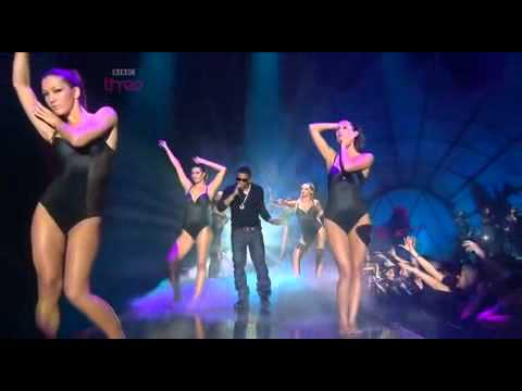 Nelly  Just a Dream  Mobo Awards 2010 HD